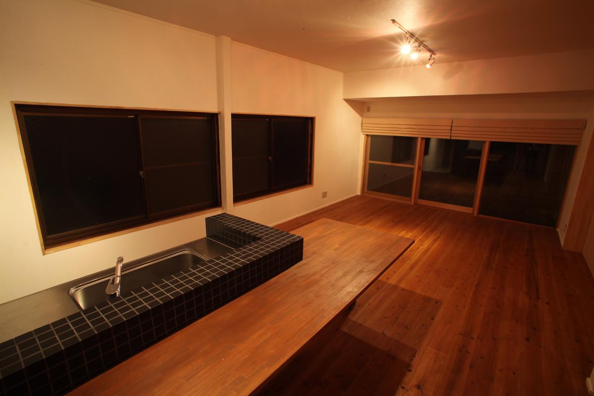 リノベーション施工事例|篠山賃貸ハウス(兵庫県篠山市)