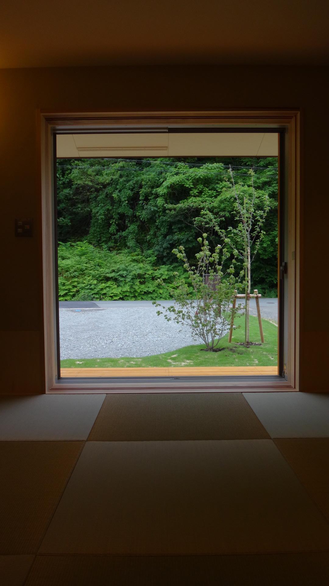 庭園設計・施工・管理 コロの家 新築外構(京都府舞鶴市)