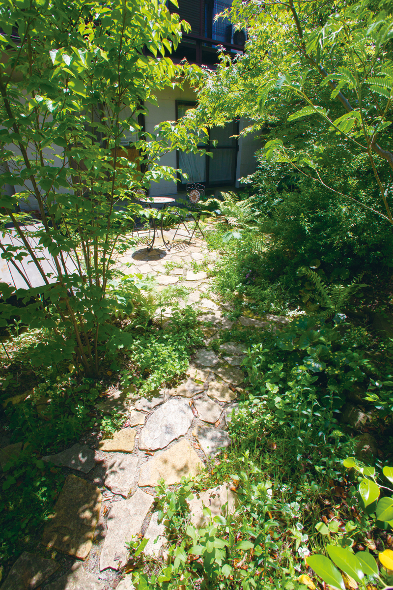 庭園設計・施工・管理|M邸プライベートガーデンリフォーム(滋賀県大津市)