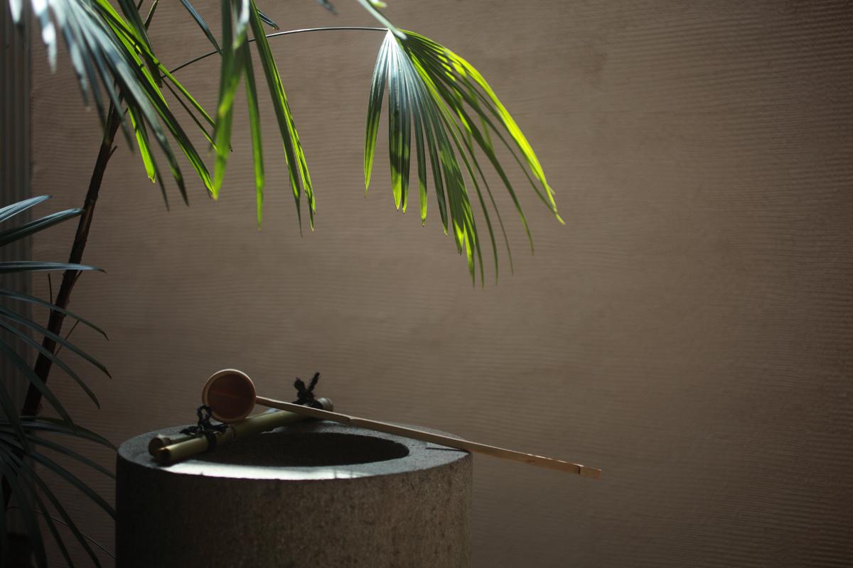 庭園設計・施工・管理|H邸坪庭(京都府京都市)