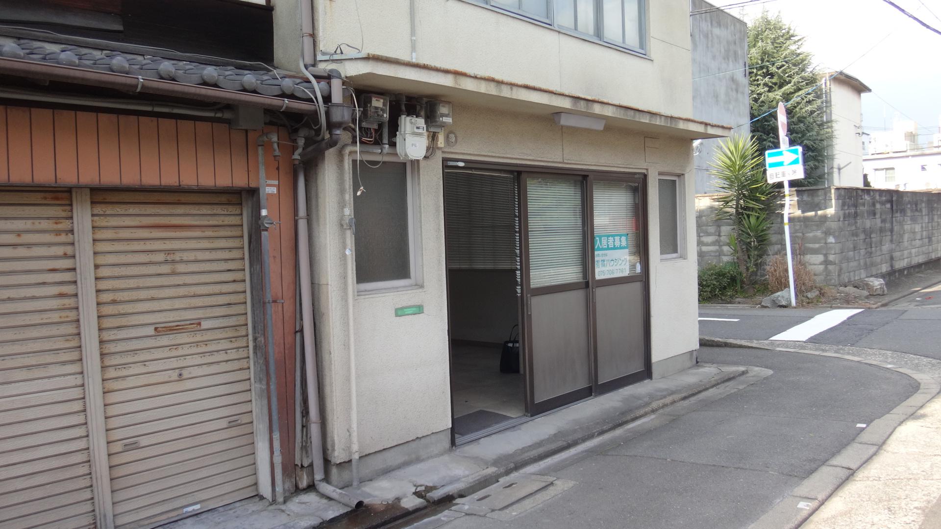 リノベーション施工前|Ro-ji kyoto(京都府○○市)
