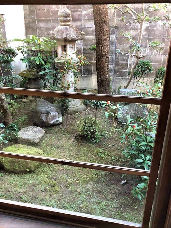 庭園管理・剪定|京町家(京都市)