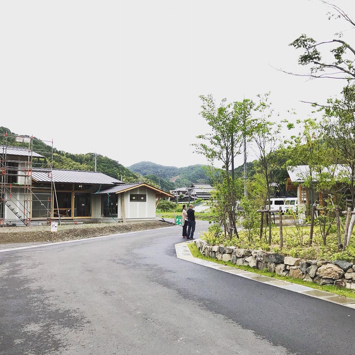 くらしのがっこう「庭」ワークショップ/KAN,MA(京都府舞鶴市)